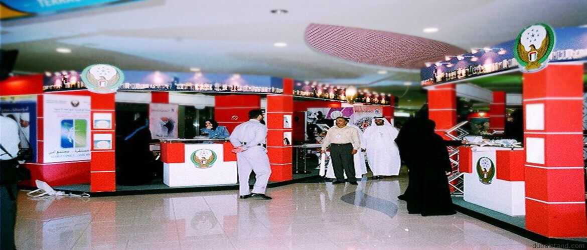 Dubai Exhibition Stand